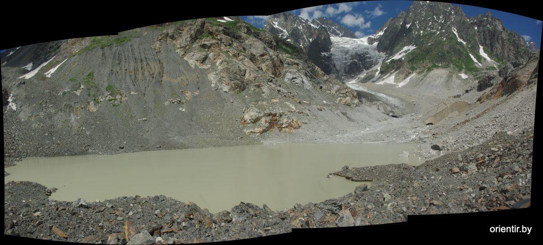 Неожиданное озеро