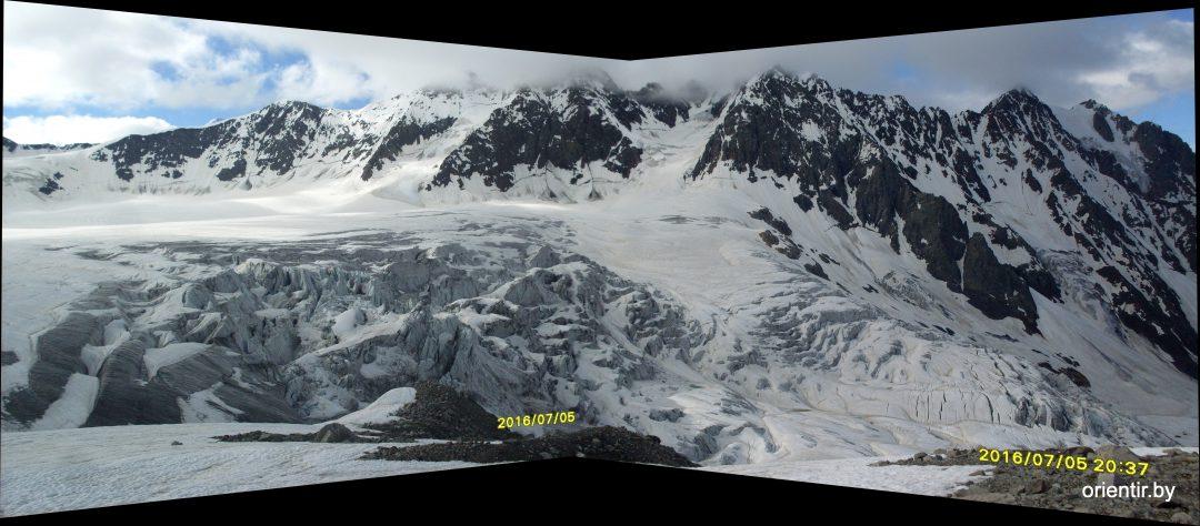 Верхний ледопад Китлода