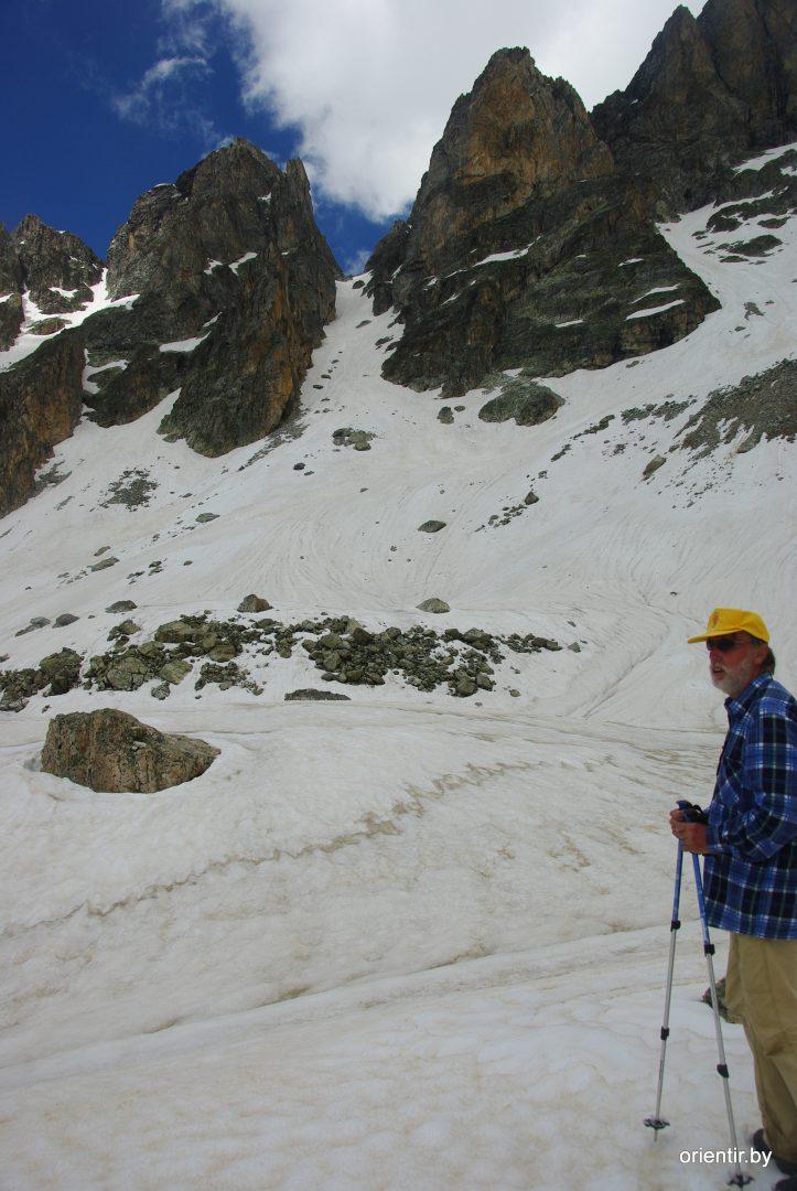 Мы нашли перевал Рокуэла Кента!