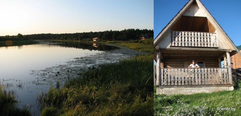 Озеро Литвин
