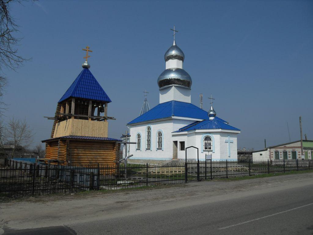 Церковь в Слободе
