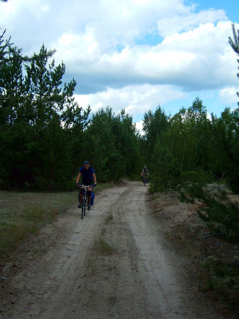 Дорога на Хусное