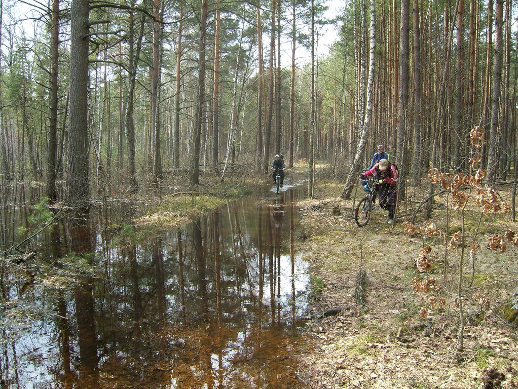 водными маршрутами Беларуси
