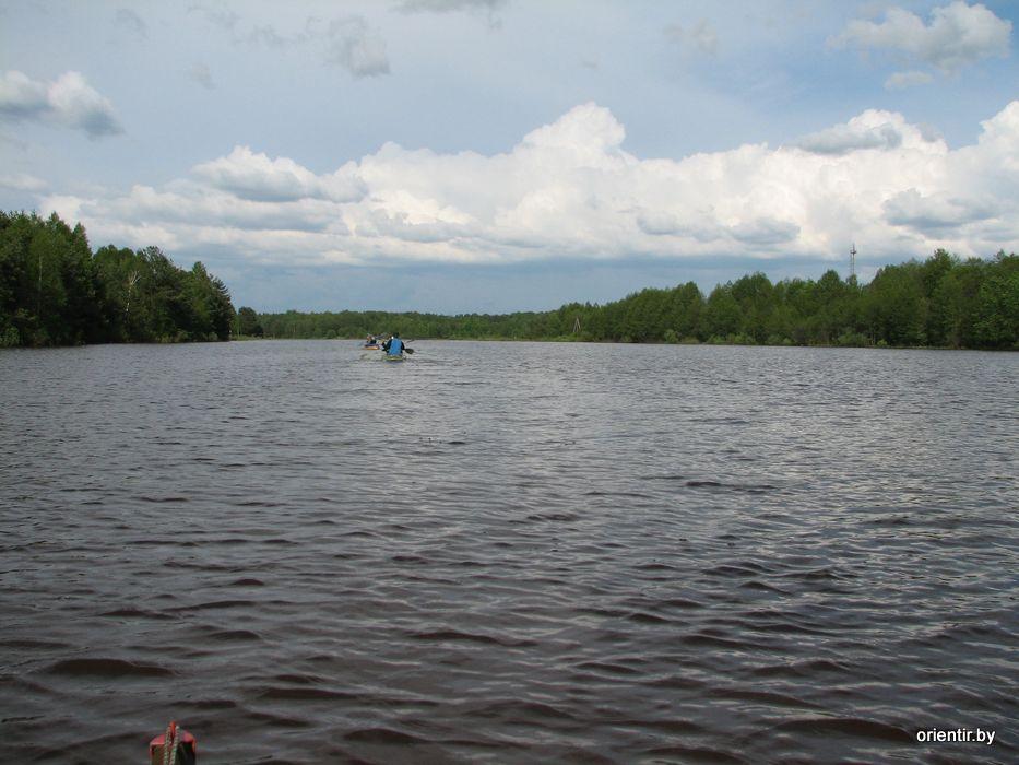 На Глинницком озере